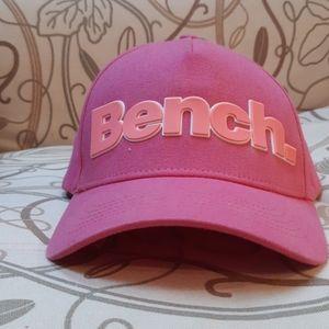 Bench baseball cap